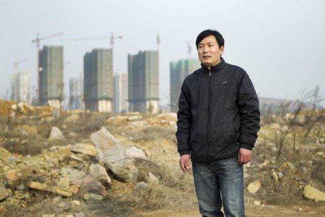 Liguo Gao, homme d'affaires à Pizhou.... (Photo Martin Leblanc, La Presse)