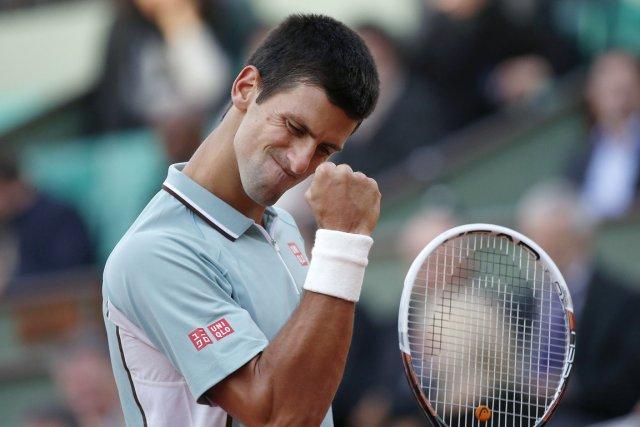 Le numéro 1 mondial Novak Djokovic a défait... (Photo Thomas Coex, archives AFP)