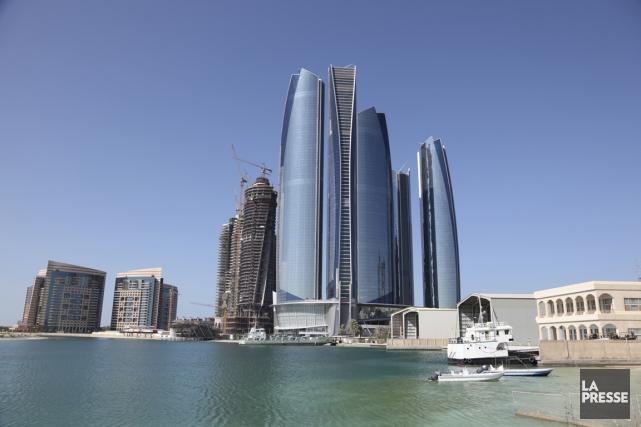 Abou Dhabi... (PHOTOTHÈQUE LA PRESSE)