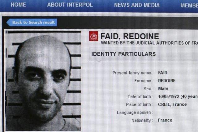 Redoine Faïd... (Photo AFP)