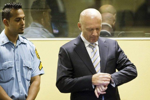 Jadranko Prlic... (Photo AFP)