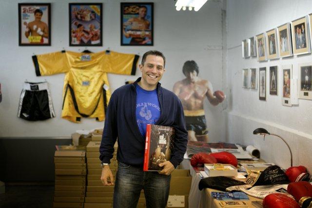 Alexandre Choko vient de publier The Future of... (Photo Marco Campanozzi, La Presse)