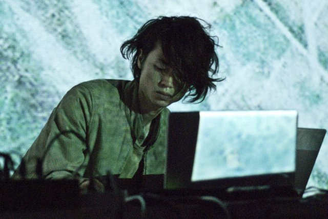 L'artiste Ryoichi Kurokawa se produira vendredi soir au... (Photo: fournie par MUTEK)