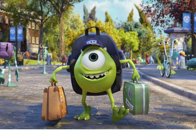 Alain Zouvi portera la voix du personnage principal... (PHOTO : PhotosIn, Pixar)