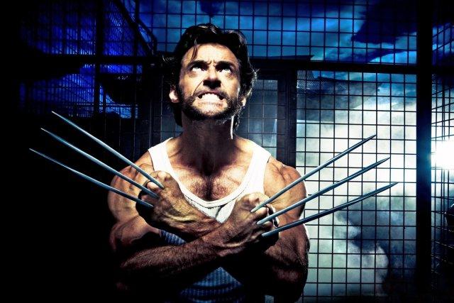 Hugh Jackman dans le rôle de Wolverine.... (PHOTO ASSOCIATED PRESS)