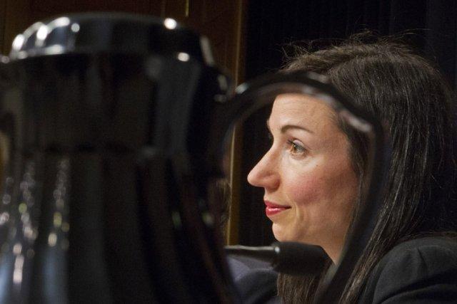 La ministre des Ressources naturelles, Martine Ouellet, a... (Photo: Ivanoh Demers, La Presse)