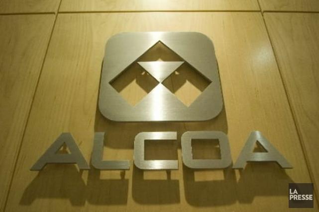 Alcoa présentera en fin de journée sa performance... (Photo Ivanoh Demers, archives La Presse)
