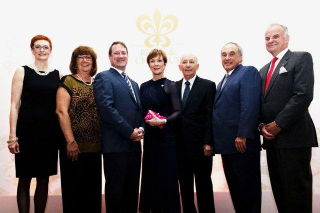 Paloma Fernandez, Lucille Daoust, Louis Vachon, Dominique Loiseau,...