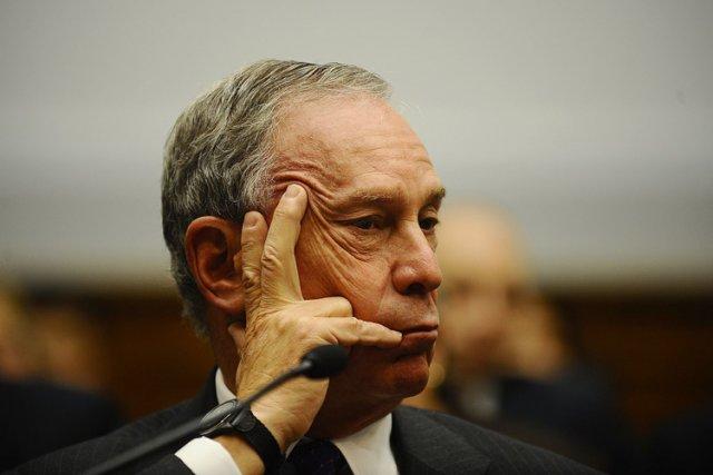 Michael Bloomberg... (Photo: AFP)