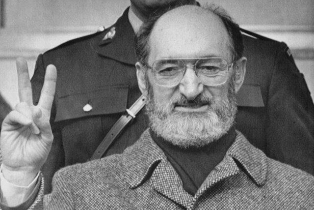 Henry Morgentaler en 1988.... (Photo archives La Presse Canadienne)