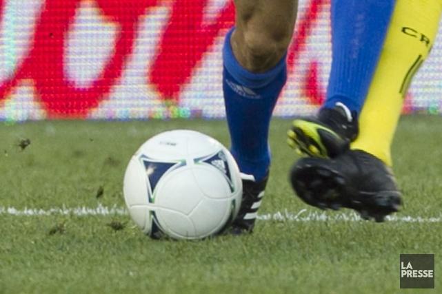 Le projet qui vise à créer une équipe nationale québécoise de soccer vient de... (Photo archives La Presse)