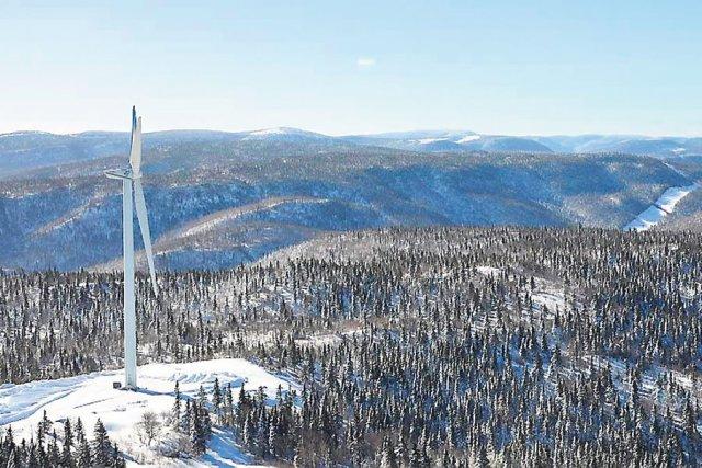 Fort de son expertise, le TechnoCentre éolien est... (PHOTO TECHNOCENTRE ÉOLIEN)