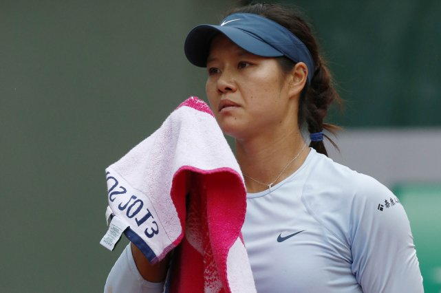 Li Na... (Photo Thomas Coex, AFP)
