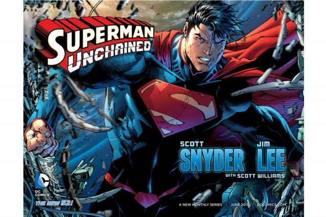 Le numéro Superman Unchanged sortira le 12 juin....