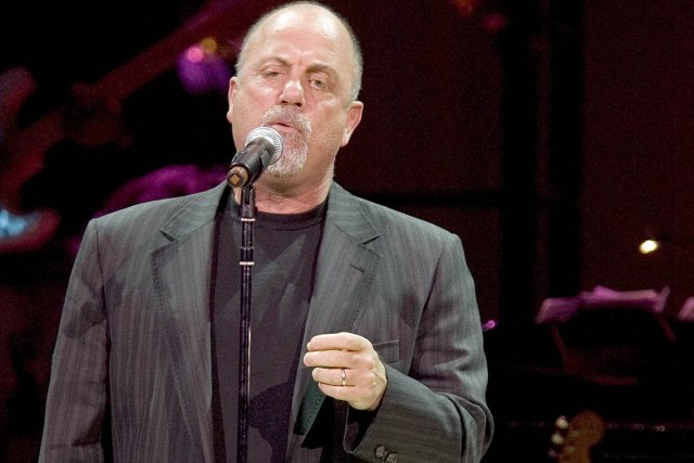 Billy Joel... (Photo: archives AP)