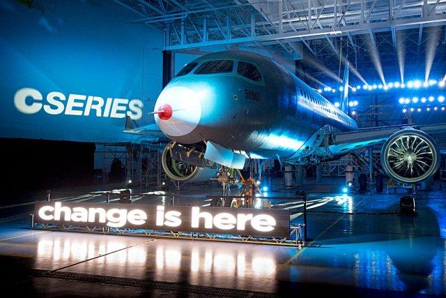 Bombardier a indiqué jeudi avoir complété les tests de sécurité requis pour... (Photo La Presse Canadienne)