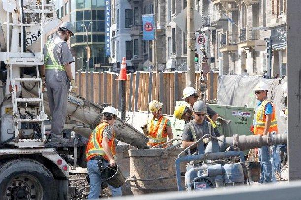 Alors que l'image de l'industrie de la construction est au plus bas dans...