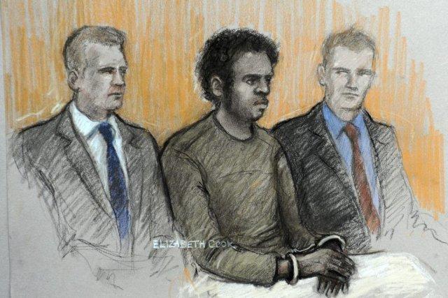 Michael Adebowale, un britannique d'origine nigériane de 22... (Photo Reuters)