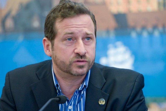 Le ministre de l'Environnement, Yves-Francois Blanchet.... (Photo Steve Deschênes, archives Le Soleil)