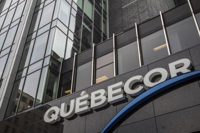 Québecor Média (T.QBR.B)a décidé de se départir de Jobboom,... (Photo Olivier Pontbriand, Archives La Presse)