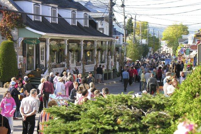 En cinq mois, le comité citoyen Embellissement Baie-Saint-Paul... (Photo fournie par Rêves d'automne)