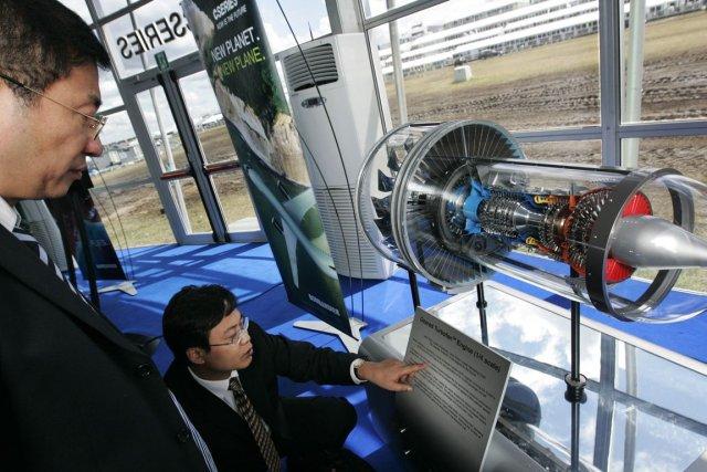 Le fabricant de moteurs d'avion Pratt&Whitney vient de... (Photo Associated Press)