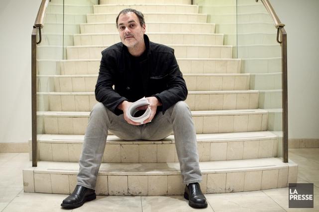 Le chef d'orchestre Simon Leclerc se spécialise dans... (Photo Marco Campanozzi, La Presse)