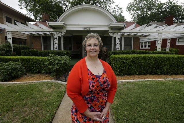 La résidence appartenait à la famille de Patricia... (Photo Tony Gutierrez, AP)