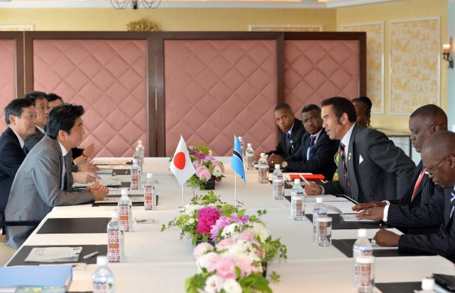 Ce soutien financier entre dans le cadre d'un... (PHOTO YOSHIKAZU TSUNO, AFP)