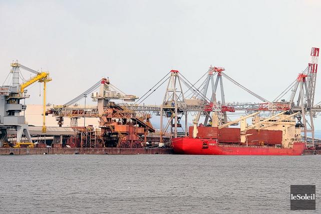 Le Syndicat international des marins canadiens (SIU) se prépare à traîner le... (Photothèque Le Soleil, Erick Labbé)
