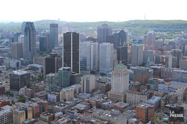 La production d'un livre spécialisé coûte cher à la Ville de Montréal. Un... (Photo: François Roy, archives La Presse)