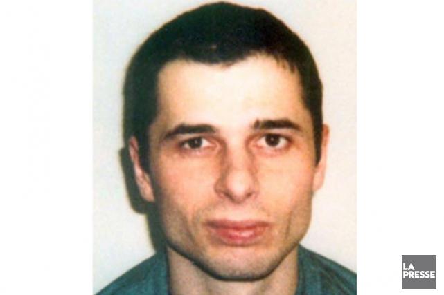Stéphane «Godasse» Gagné en 1997.... (PHOTO ARCHIVES LA PRESSE CANADIENNE)