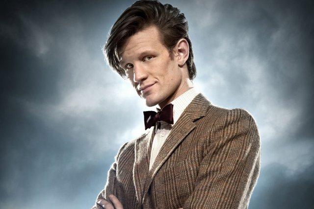 Matt Smith incarne Doctor Who depuis 2010.... (Photo: La Presse Canadienne)