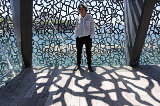 L'architecte Rudy Ricciotti... (Photo: Reuters)