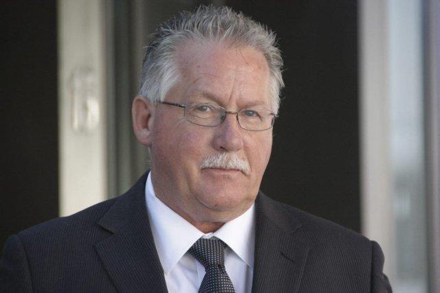 Ken Allan avait été dépêché à l'Établissement pour... (Photo Colin Perkel, La Presse Canadienne)
