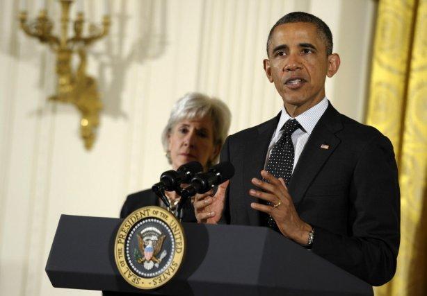 Le président des États-Unis, Barack Obama.... (PHOTO Susan Walsh, AP)