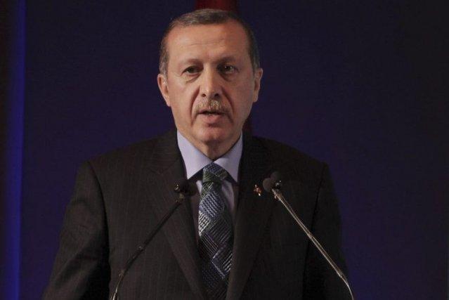Recep Tayyip Erdogan... (Photo Reuters)