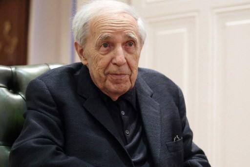 Pierre Boulez... (PHOTO ARCHIVES AFP)