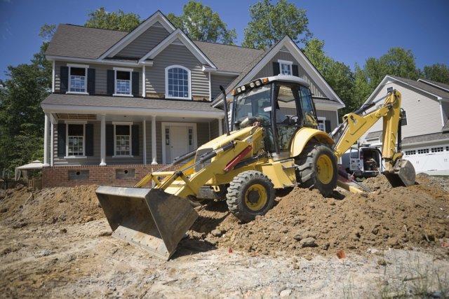 Les propriétaires de maisons lézardées recevront une aide financière du... (PHOTOTHÈQUE LA PRESSE)