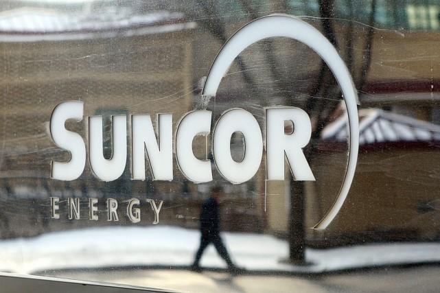 Hier matin, les responsables de Suncor avançaient qu'au... (PHOTO D'ARCHIVES LA PRESSE CANADIENNE)