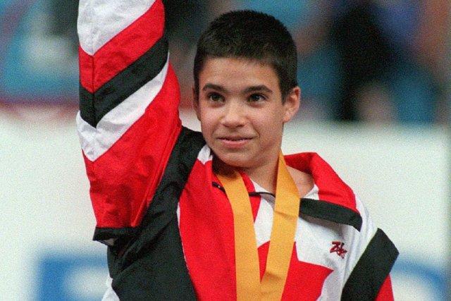 À 13 ans, Alexandre Despatie a remporté la... (Photo Frank Gunn, PC)