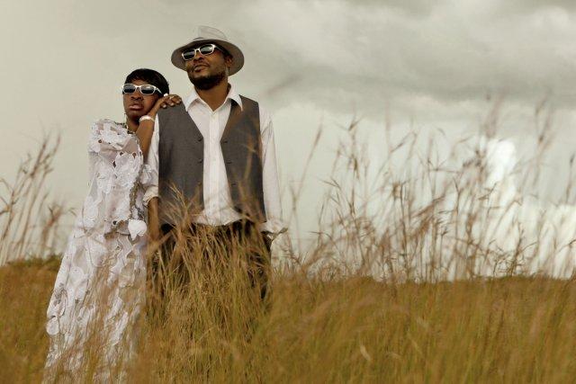 Le spectacle extérieur d'Amadou et Mariam sera présenté... (Photo: fournie par Warner Music Canada)