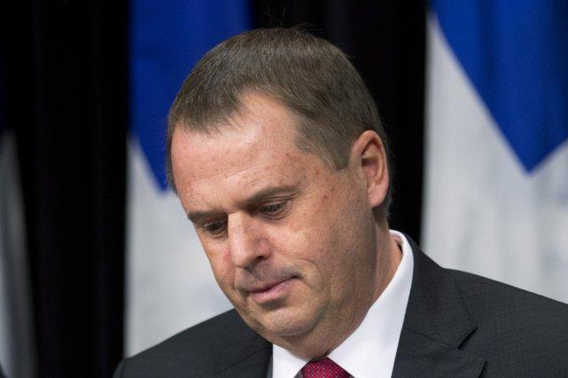Le vérificateur général, Michel Samson... (Photo Jacques Boissinot, archives La presse Canadienne)