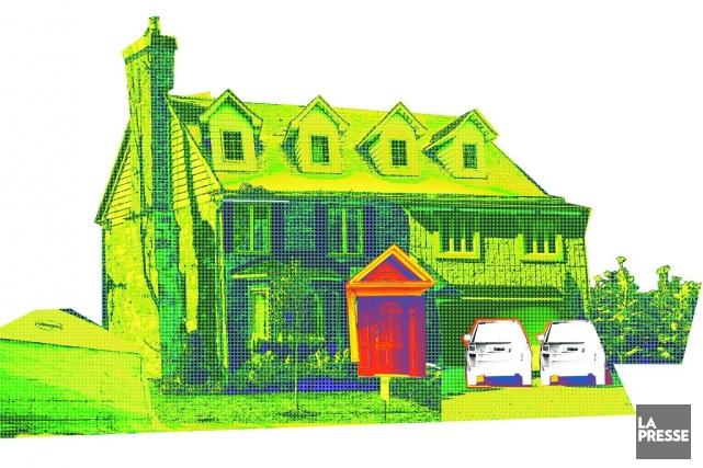 Il y a du bon à vivre en région. Le prix des maisons, par exemple. Il y a trois... (Illustration Nathalie Samson, La Presse)