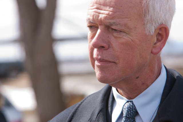 Un sénateur conservateur ne veut pas de l'intervention du vérificateur général... (PHOTO Archives)