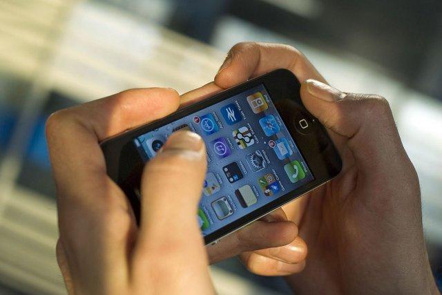 Les ventes de «produits électroniques» ont augmenté de... (Photo Archives AFP)
