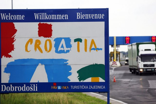 La Croatie adhérera à l'Union européenne le 1er... (Photo Reuters)