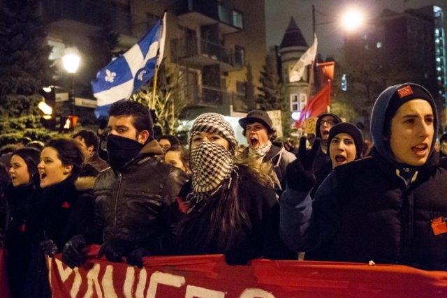 Les appels au boycott se multiplient ces jours-ci... (Photo: Édouard Plante-Fréchette, archives La Presse)