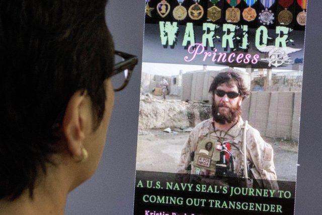Le livrePrincess Warriorde Kristen Beck, l'ex-commando transgenre....