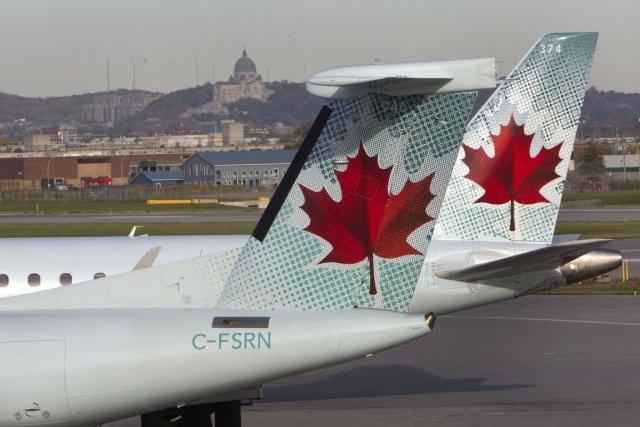 Le plus grand transporteur aérien du pays a... (PHOTO ROBERT SKINNER, ARCHIVES LA PRESSE)